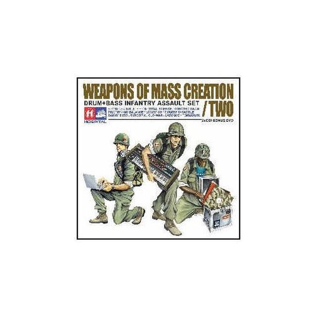 Vol. 2-Womc / Various (Uk) VOL. 2-WOMC / VARIOUS Vinyl Record - UK Import