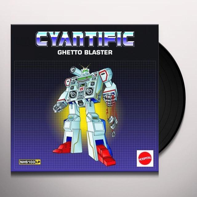 Cyantific GHETTO BLASTER Vinyl Record - UK Import