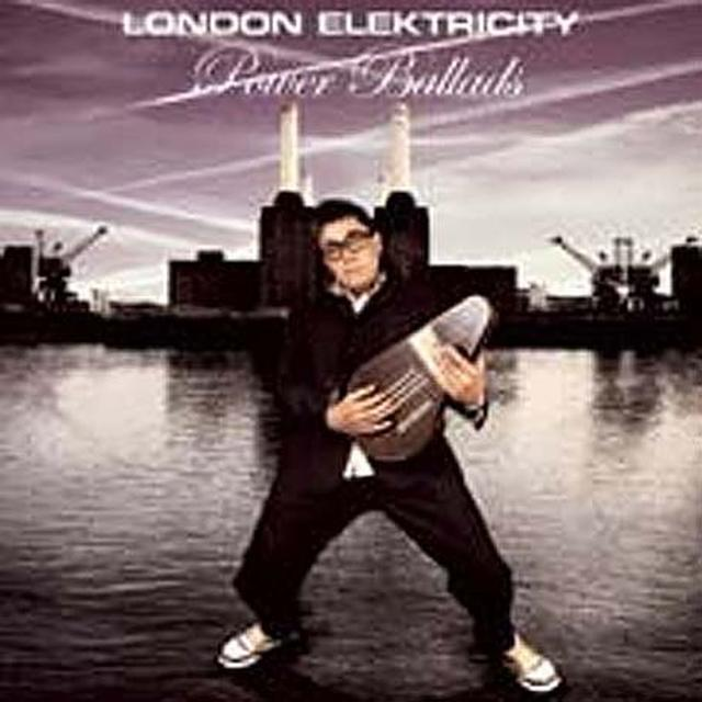 London Elektricity POWER BALLADS Vinyl Record - UK Import