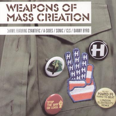 Vol. 3-Weapons Of Mass Creation / Various (Uk) VOL. 3-WEAPONS OF MASS CREATION / VARIOUS Vinyl Record - UK Release