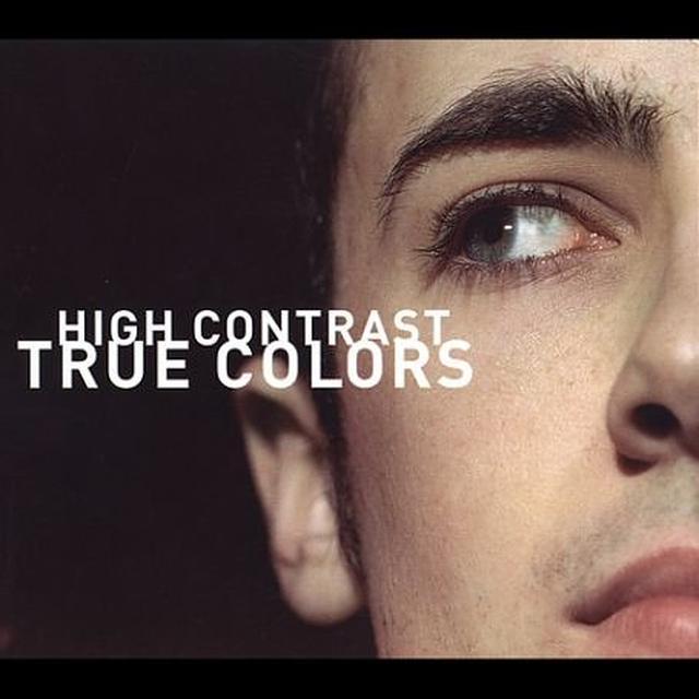 High Contrast TRUE COLOURS Vinyl Record