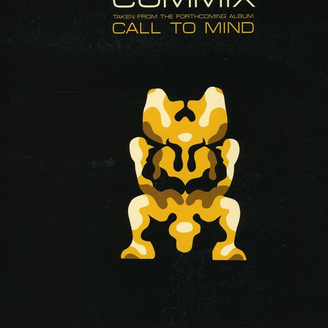 Commix CALL TO MIND Vinyl Record - UK Release