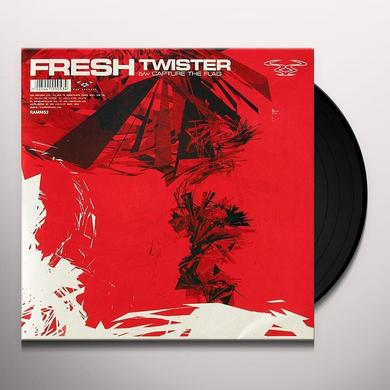 Fresh Bc CAPTURE THE FLAG/TWISTER Vinyl Record - UK Import