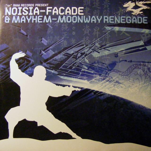Noisia FACADE/MOONWAY RENEGADE Vinyl Record
