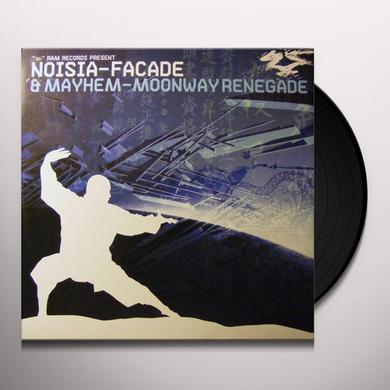 Noisia FACADE/MOONWAY RENEGADE Vinyl Record - UK Import
