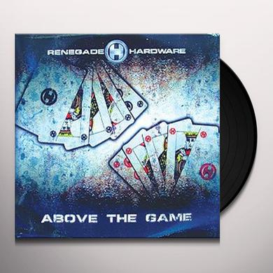 Above The Game / Various (Uk) ABOVE THE GAME / VARIOUS Vinyl Record - UK Import