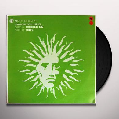 Artificial Intelligence HOOKED ON/100% Vinyl Record - UK Import