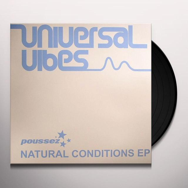 Poussez NATURAL CONDITIONS Vinyl Record - UK Release