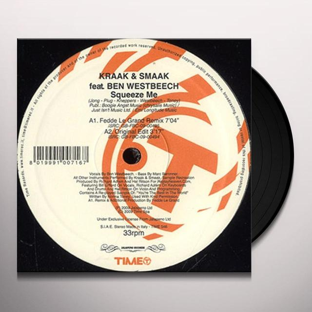 Kraak & Smaak SQUEEZE ME Vinyl Record - UK Import