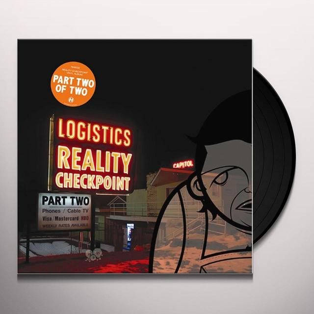 Logistics REALITY CHECKPOINT PAR Vinyl Record - UK Import