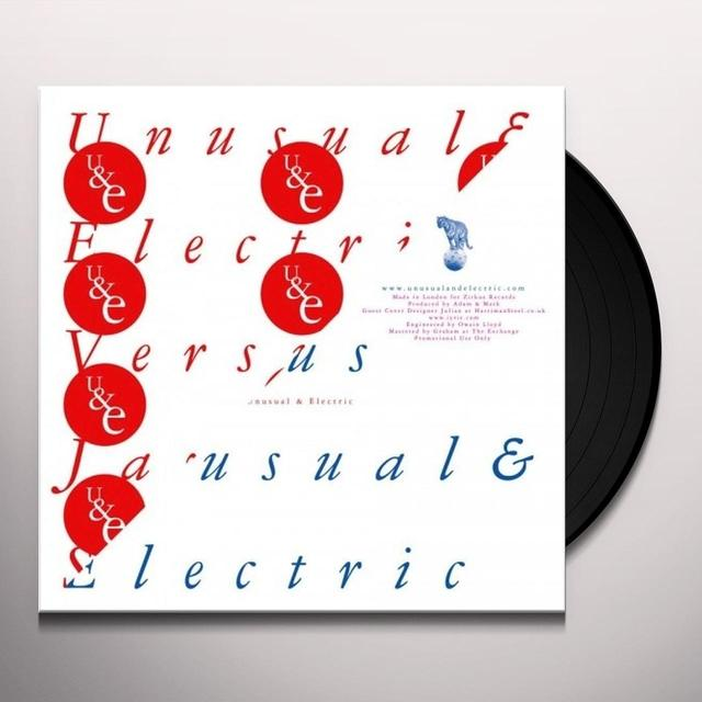 Unusual & Electric STAND ON UP Vinyl Record - UK Release