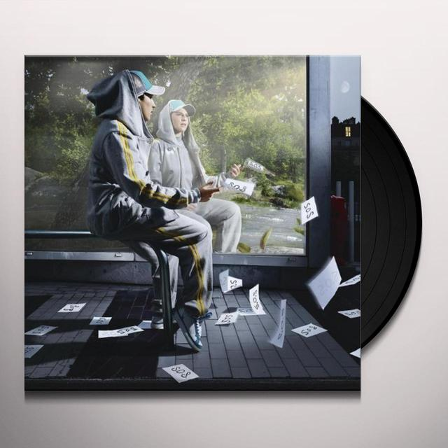 Diam's SOS Vinyl Record - Holland Import