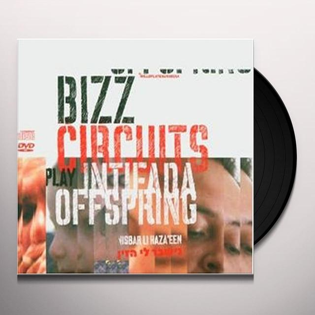Bizz Circuit Play Intifada Offspr VOL. 1-NISHBAR LI HAZAYIN Vinyl Record