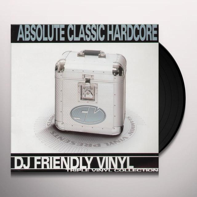Absolute Old Skool Classics / Various (Uk) ABSOLUTE OLD SKOOL CLASSICS / VARIOUS Vinyl Record - UK Release