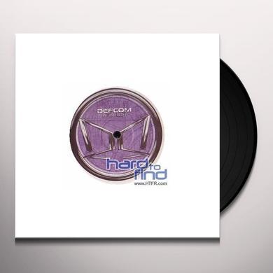Kryptic Minds & Leon Switch BLUEPRINT/CURSE Vinyl Record - UK Import