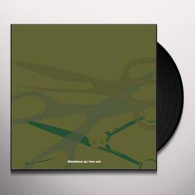 Riow Arai DISTURBANCE Vinyl Record - UK Import