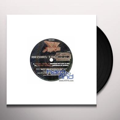 Rufige Kru ANGEL 3 RMX/SINISTER RMX Vinyl Record