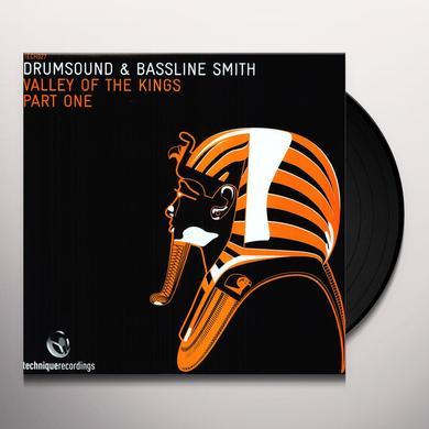 Drumsound & Simon Bassline Smit VALLEY OF THE KINGS 1 Vinyl Record - UK Import