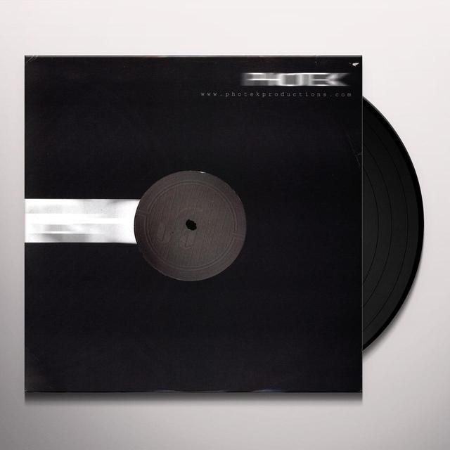 Photek & Teebee FAKE ID/MERCURY Vinyl Record