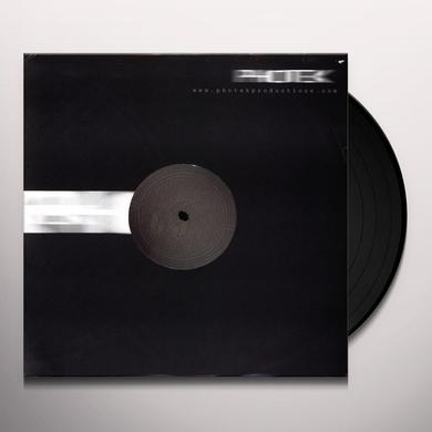 Photek & Teebee FAKE ID/MERCURY Vinyl Record - UK Import