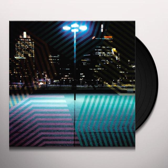 Yunx IN THE HEAT OF THE NIGHT Vinyl Record