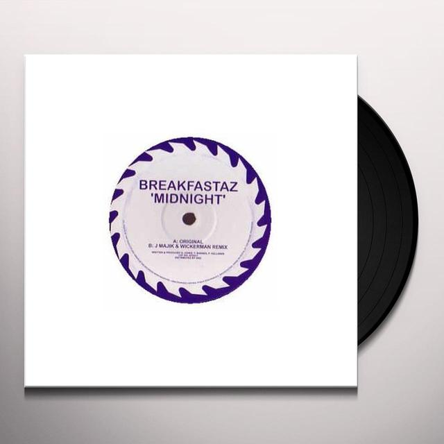 Breakfastaz MIDNIGHT Vinyl Record