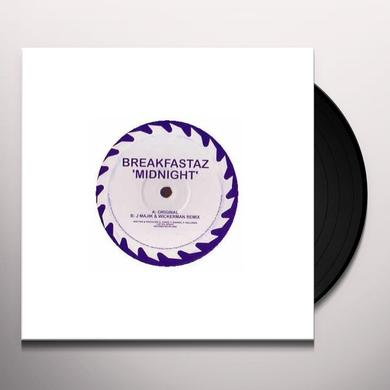 Breakfastaz MIDNIGHT Vinyl Record - UK Import
