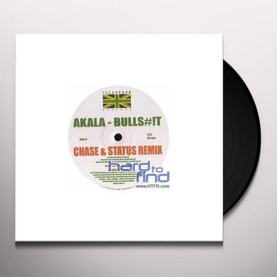 Akala BULLSHIT Vinyl Record - UK Import