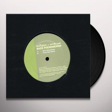 Krafty Kuts BASS PHENOMENON/THE FUNK IS Vinyl Record - UK Import