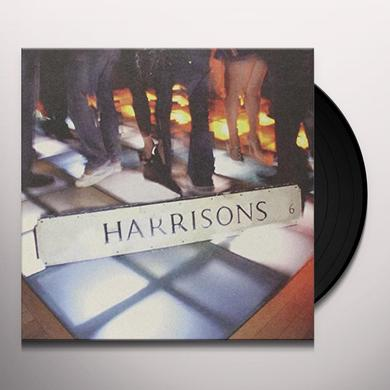 Harrisons MONDAY ARMS Vinyl Record - UK Import