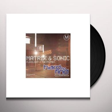 Matrix & Sonic FLASHLIGHT/PROPHET Vinyl Record