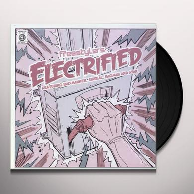 Freestylers ELECTRIFIED Vinyl Record - UK Import
