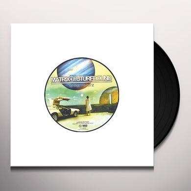 Matrix Vs. Futurebound KNITE RIDERZ Vinyl Record - UK Import