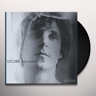 Lecube FROM HERE TO NOW Vinyl Record - UK Import