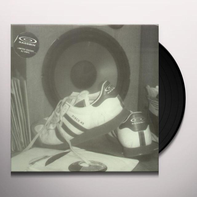 Kirk Degiorgio I DO NOT EXIST Vinyl Record - UK Import