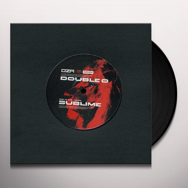 Double O SUBLIME/WOMAN Vinyl Record
