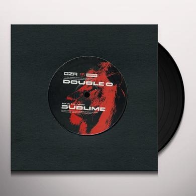 Double O SUBLIME/WOMAN Vinyl Record - UK Import