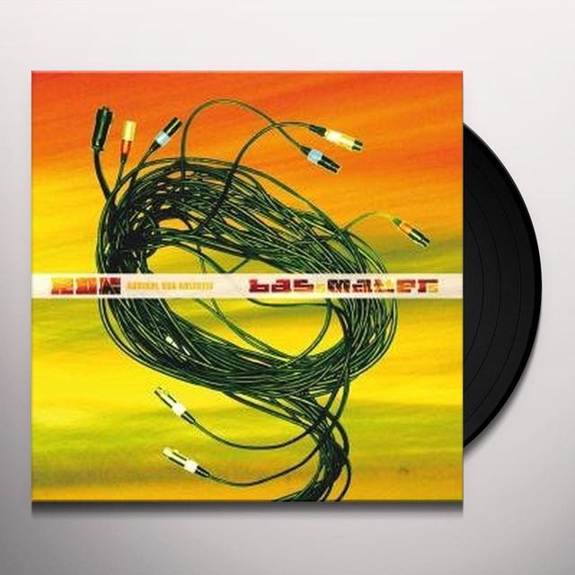 Radikal Dub Kolektiv BASS MATTERS Vinyl Record