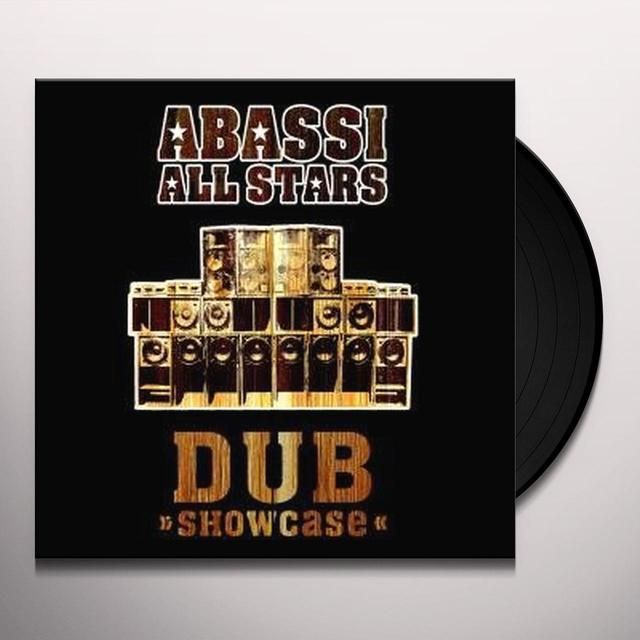 Abassi All Stars DUB SHOWCASE Vinyl Record
