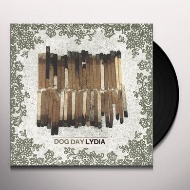 Dog Day LYDIA Vinyl Record - UK Import