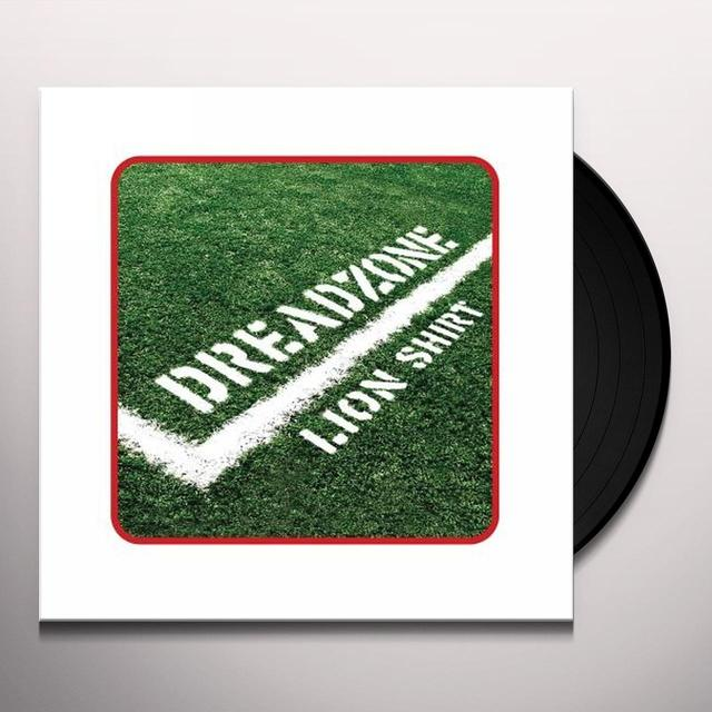 Dreadzone LION SHIRT Vinyl Record