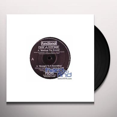 Dreadzone MASH UP DREADZ/STRAIGHT TO SOUNDBOY Vinyl Record - UK Import