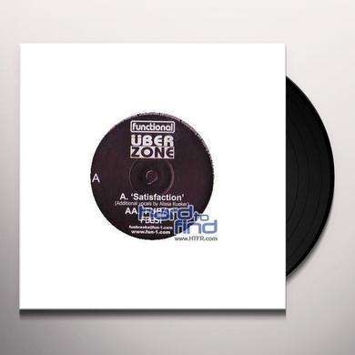 Uberzone SATISFACTION/FUBAR Vinyl Record - UK Import