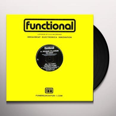 Rennie Pilgrem NU ERA Vinyl Record