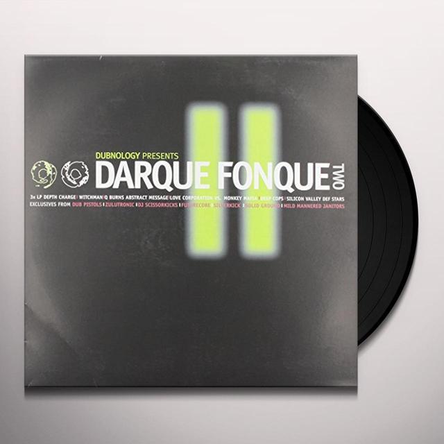 Vol. 2-Darque Fonque / Various (Uk) VOL. 2-DARQUE FONQUE / VARIOUS Vinyl Record - UK Import