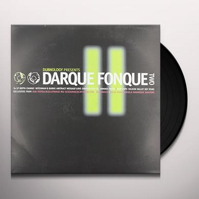 Vol. 2-Darque Fonque / Various (Uk) VOL. 2-DARQUE FONQUE / VARIOUS Vinyl Record - UK Import