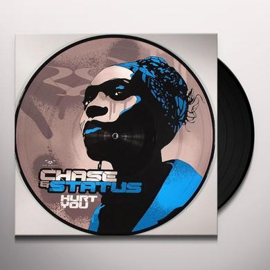 Chase & Status HURT YOU Vinyl Record - UK Import
