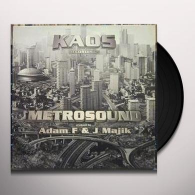 Adam F & J Majik METROSOUND Vinyl Record