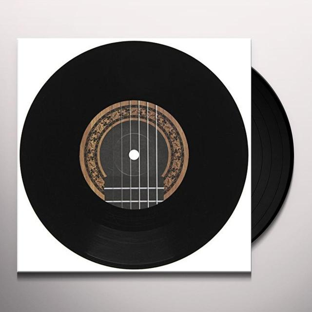 Tom Eno TWO GUITARS Vinyl Record - UK Release