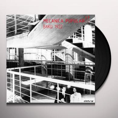 Mecanica Popular BAKU 1922 Vinyl Record - UK Import